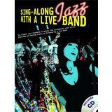 Wise Publications Sing-Along Jazz With Liveband Book and CD Product Image