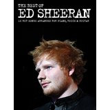 Wise Publications The Best Of Ed Sheeran Product Image