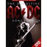 Wise Publications The Definitive AC/DC Songbook - Updated Edition Product Image