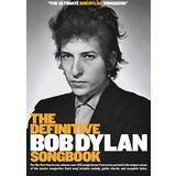 Wise Publications The Definitive Bob Dylan Songbook Product Image