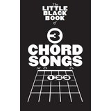 Wise Publications The Little Black Book Of 3 Chord Songs Product Image