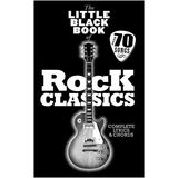 Wise Publications The Little Black Book Of Rock Classics Produktbild
