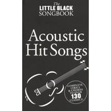 Wise Publications The Little Black Songbook: Acoustic Hits Product Image