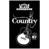 Wise Publications The Little Black Songbook: Country Produktbild