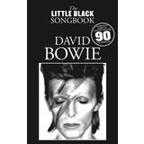Wise Publications The Little Black Songbook: David Bowie Product Image