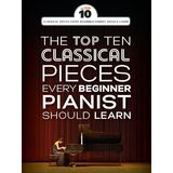 Wise Publications The Top Ten Classical Piano Pieces Every Beginner Should Learn Product Image