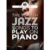 Wise Publications The Top Ten Jazz Songs To Play On Piano Produktbild