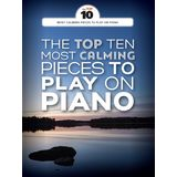 Wise Publications The Top Ten Most Calming Pieces To Play On Piano Produktbild