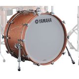 "Yamaha Absolute Maple Hybrid BassDrum 22""x18"", Pink Champagne #PCS Product Image"
