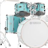 Yamaha Recording Custom Tom Pack RBP4F3, Surf Green Product Image