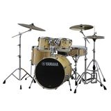 Yamaha Stage Custom Birch ShellSet, Stage, Natural Wood #NW Product Image