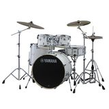 Yamaha Stage Custom Birch ShellSet, Stage, Pure White #PW Product Image