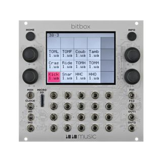 1010 Music Bitbox 24-BIT SAMPLER LOOPER Product Image