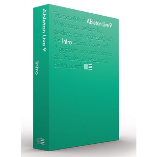 Ableton LIVE 9 Intro Deutsch Product Image