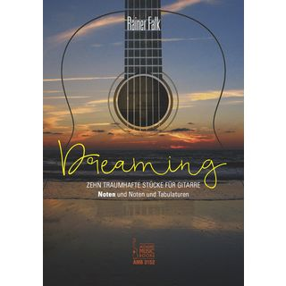Acoustic Music Books Dreaming Product Image