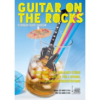 Acoustic Music Books Guitar on the Rocks Product Image