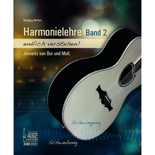 Acoustic Music Books Harmonielehre endlich verstehen 2 Product Image