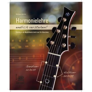 Acoustic Music Books Harmonielehre endlich verstehen Product Image