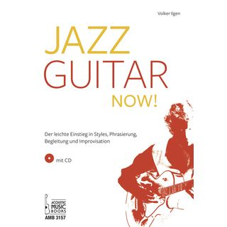 Acoustic Music Books Jazz Guitar Now! Εικόνα προιόντος