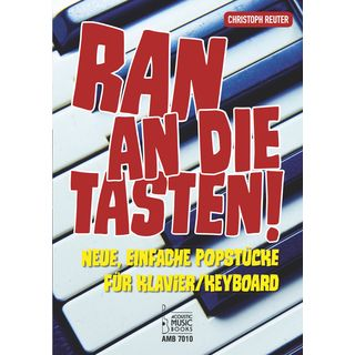 Acoustic Music Books Ran an die Tasten Product Image