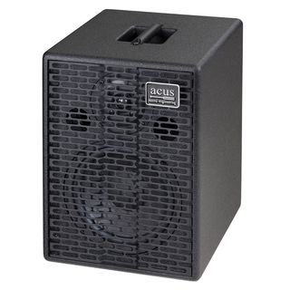 Acus One 4 All BLK 200 Watt Bi-Amp Product Image