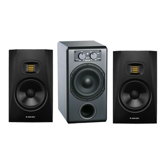 Adam Audio T7V + Sub 7 - Set Produktbild