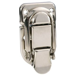 Adam Hall 1604 - Drawbolt small nickel-plated Product Image