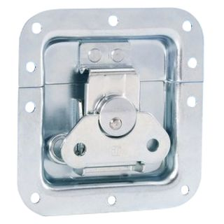 Adam Hall 17291 S - Butterfly Latch medium with Spring non cranked 12 mm deep Product Image
