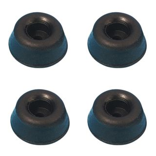 Adam Hall 4903 Rubber Foot 20 x 9 mm  Product Image