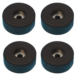 Adam Hall 4903 Rubber Foot 38 x 15 mm  Product Image