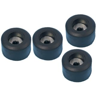 Adam Hall 4904 - Rubber Foot 25 x - 15 mm Product Image