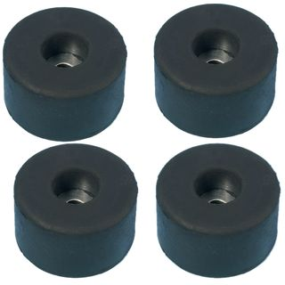 Adam Hall 4909 - Rubber Foot 38 x - 20 mm Product Image