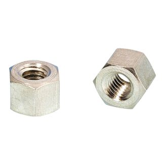 Adam Hall 5666 Hexagonal Nut Blister x20  M6 Εικόνα προιόντος