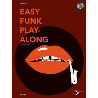 Advance Music Easy Funk Play-Along Product Image