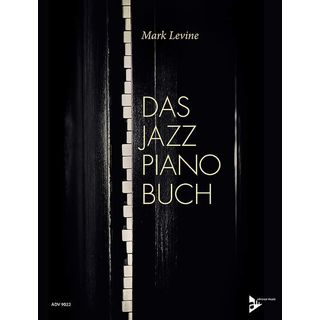 Advance Music Levine: Das Jazz Piano Buch Mark Levine, Buch Product Image