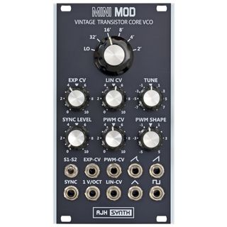 AJH Synth MiniMod VCO black Product Image