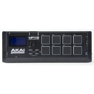 Akai MPX8 Portable SD Sample Player Product Image