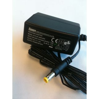 Akai Power Adapter MPK 49, MPD, Synthstation 25, iDJ3 etc. 6V/1A Product Image