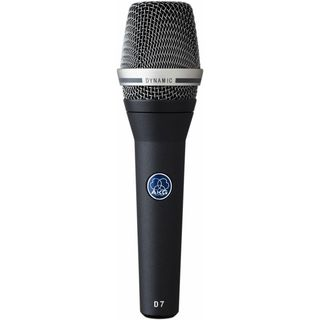 AKG D 7 High Performance Dynamic Vocal Microphone Product Image