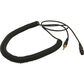 AKG EK 500 Spiral Cable 5m Mini XLR, 3,5mm Jack Ster Product Image