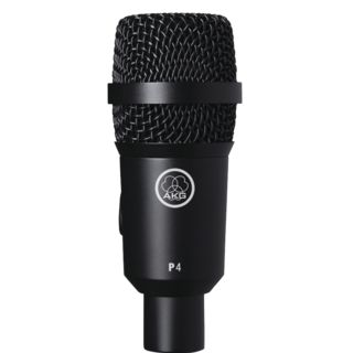 AKG Perception live P 4 Instrument Microphone Cardioid Product Image