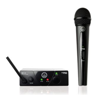 AKG WMS 40 Mini Vocal ISM3 (864,850 MHz) Product Image