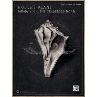 Alfred Music Robert Plant: Lullaby and . . . the Ceaseless Roar Product Image