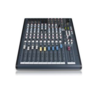 Allen & Heath XB-14 Radio Broadcast Mixer Product Image