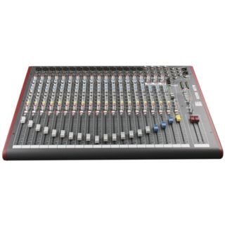 Allen & Heath ZED-22FX 22-Channel Series Live Mixer With USB I/O Product Image