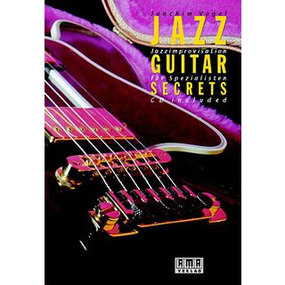 AMA Verlag Jazz Guitar Secrets Product Image