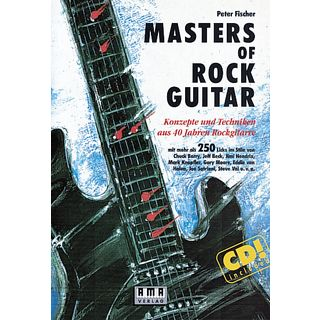 AMA Verlag Masters of Rock Guitar Product Image
