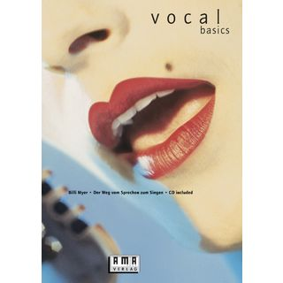 AMA Verlag Vocal Basics  Billi Myer,inkl. CD Product Image