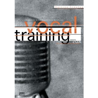 AMA Verlag Vocal Training Martina Freytag,inkl. 2 CDs Product Image