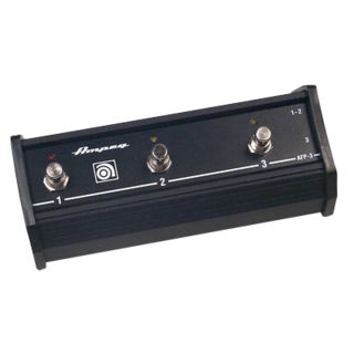 Ampeg AFP3 Triple Footswitch   B-Stock Product Image